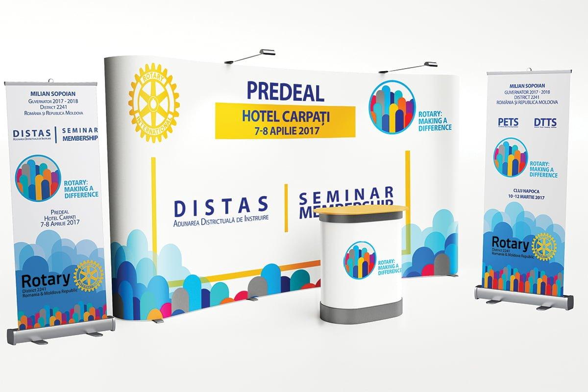 Materiale grafice Rotary Romania și Republica Moldova District 2241